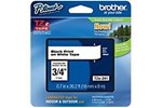 TZE241 - Brother TZE241 Black/White Tape 18mm