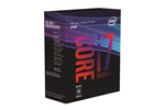BX80684I78700K - Intel Core i7-8700K Coffee Lake CPU - 6 kerner 3.7 GHz - Intel LGA1151 - Intel Boxed