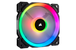 CO-9050071-WW - Corsair LL120 RGB Dual Light - Kabinet Køler - 120 mm - 24 dBA