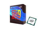 BX80684I99900K - Intel Core i9-9900K Coffee Lake S CPU - 8 kerner 3.6 GHz - Intel LGA1151 - Intel Boxed