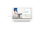 GA00516-NO - Google Nest Hub - Kalkhvid (Nordisk Version)