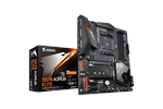 X570 AORUS ELITE - GIGABYTE X570 AORUS ELITE Bundkort - AMD X570 - AMD AM4 socket - DDR4 RAM - ATX