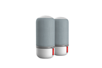 LH0021000EU07ZM - Libratone Zipp Mini 2 Bundle Frosty Grey/Frosty Grey