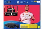711719975601 - Sony PlayStation 4 Slim Black - 1TB (Fifa 20 - 2 Dual Shock)