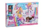 960-9020 - Barbie Fairytale Dreamtopia Julekalender 2020