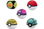 53941188528 - Pokemon Poke Ball Plush - Assorted -