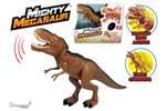 987-80046 - Mighty Megasaur 30 CM Battery Operated Walking T Rex