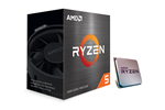 100-100000065BOX - AMD Ryzen 5 5600X Wraith Stealth CPU - 6 kerner 3.7 GHz - AMD AM4 - AMD Boxed (PIB - med køler)