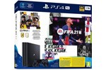 711719835226 - Sony PlayStation 4 Pro - 1 TB (Fifa 21 + 2 Dual Shock controllers Bundle)