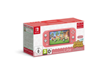 45496453282 - Nintendo Switch Lite - Coral (Animal Crossing: New Horizons Bundle)
