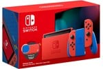 0045496453206 - Nintendo Switch – Mario Red & Blue Edition