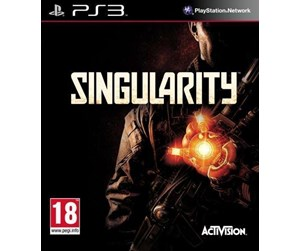5030917070471 - Singularity - Sony PlayStation 3 - Action