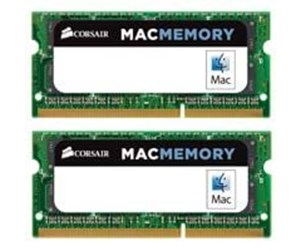 CMSA8GX3M2A1066C7 - Corsair Apple RAM SO DDR3-1066 DC - 8GB