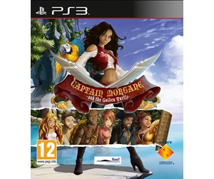 5060112430626 - Captain Morgane and the Golden Turtle - Sony PlayStation 3 - Eventyr