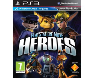711719156680 - Playstation Move Heroes - Sony PlayStation 3 - Action/Adventure