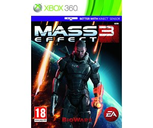 5030930101589 - Mass Effect 3 - Microsoft Xbox 360 - RPG