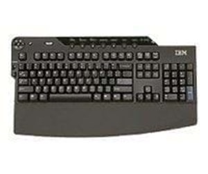 73P2637 - Lenovo Enhanced Performance - FR - Tastatur - Fransk - Sort