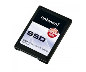 3812440 - Intenso SSD SATA III Top - 256GB