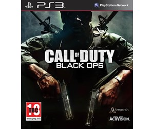 5030917111549 - Call of Duty: Black Ops - Sony PlayStation 3 - FPS