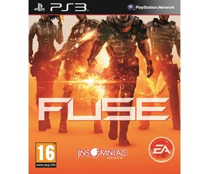 5030945109464 - Fuse - Sony PlayStation 3 - Action