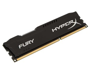 HX318C10FBK2/16 - Kingston HyperX Fury DDR3-1866 BK C10 DC - 16GB
