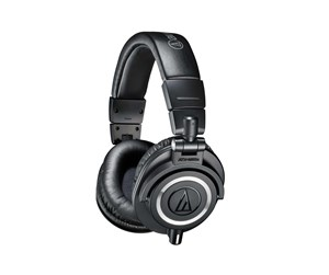 ATH-M50X  - Audio-Technica ATH-M50X - Black
