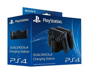 9230779 - Sony Playstation 4 Dual Charger - Tilbehør til spillekonsol - Sony PlayStation 4