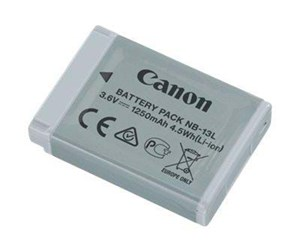 9839B001 - Canon NB-13L Battery Pack
