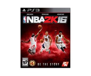 5026555419109 - NBA 2K16 - Sony PlayStation 3 -