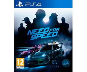 5030944113738 - Need for Speed - Sony PlayStation 4 - Racing