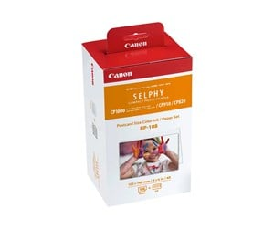 8568B001 - Canon RP-108 Color Ink Paper Set