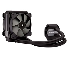 CW-9060024-WW - Corsair Hydro H80i V2 High Performance CPU Køler - Vandkøling - Max 37 dBA