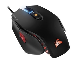CH-9300011-EU - Corsair Gaming M65 PRO RGB - Black - Gaming Mus - Optisk - 8 knapper - Sort med RGB lys