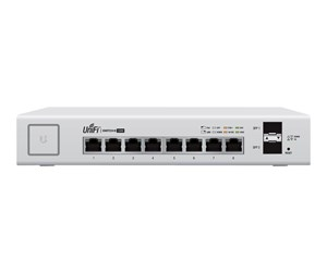 US-8-150W - Ubiquiti UniFi Switch 8 (150W)