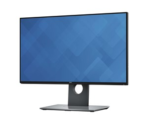 "210-AHJK - Dell 24"" Skærm UltraSharp U2417H - Sort - 6 ms"