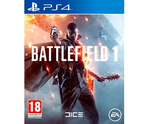 5030938113768 - Battlefield 1 - Sony PlayStation 4 - FPS
