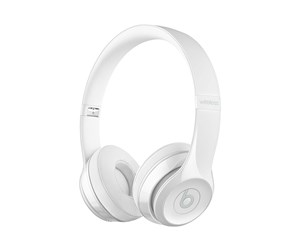 MNEP2ZM/A - Apple Beats Solo3 Wireless - Glossy White - Hvid