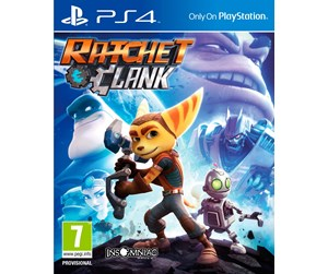 711719848431 - Ratchet & Clank - Sony PlayStation 4 - Action