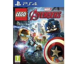 5051895395264 - LEGO: Marvel Avengers - Sony PlayStation 4 - Action