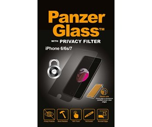 PANZERP2003 - PanzerGlass Apple iPhone 6/6s/7/8 - Privacy
