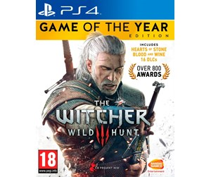 3391891989886 - The Witcher III: Wild Hunt - Game of The Year Edition - Sony PlayStation 4 - RPG