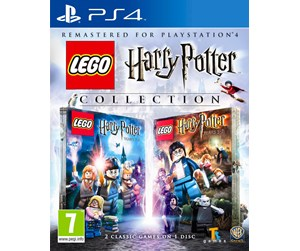 5051895406915 - LEGO Harry Potter Collection - Sony PlayStation 4 - Samlinger