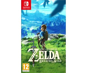 0045496420055 - The Legend Of Zelda: Breath Of The Wild - Nintendo Switch - RPG