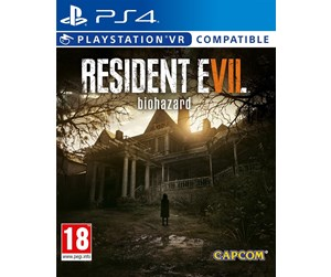 5055060900536 - Resident Evil 7 biohazard - Sony PlayStation 4 - Action