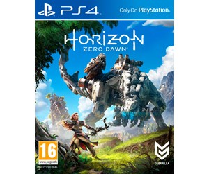 711719834151 - Horizon: Zero Dawn - Sony PlayStation 4 - RPG