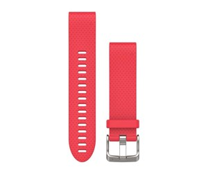 010-12491-14 - Garmin QuickFit™ 20 Watch Band Azalea Pink