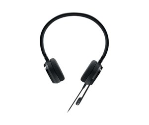 520-AAMD - Dell Pro Stereo Headset UC150 - Sort