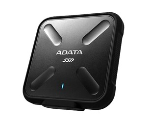 ASD700-256GU3-CBK - A-Data ADATA Durable SD700