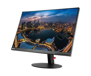 "61B4MAT1EU - Lenovo 24"" Skærm *DEMO* ThinkVision T24d-10 - Sort - 7 ms"