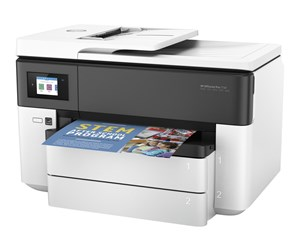 Y0S19A#A80 - HP Officejet Pro 7730 Wide Format All-in-One A3 Blækprinter Multifunktion med Fax - Farve - Blæk